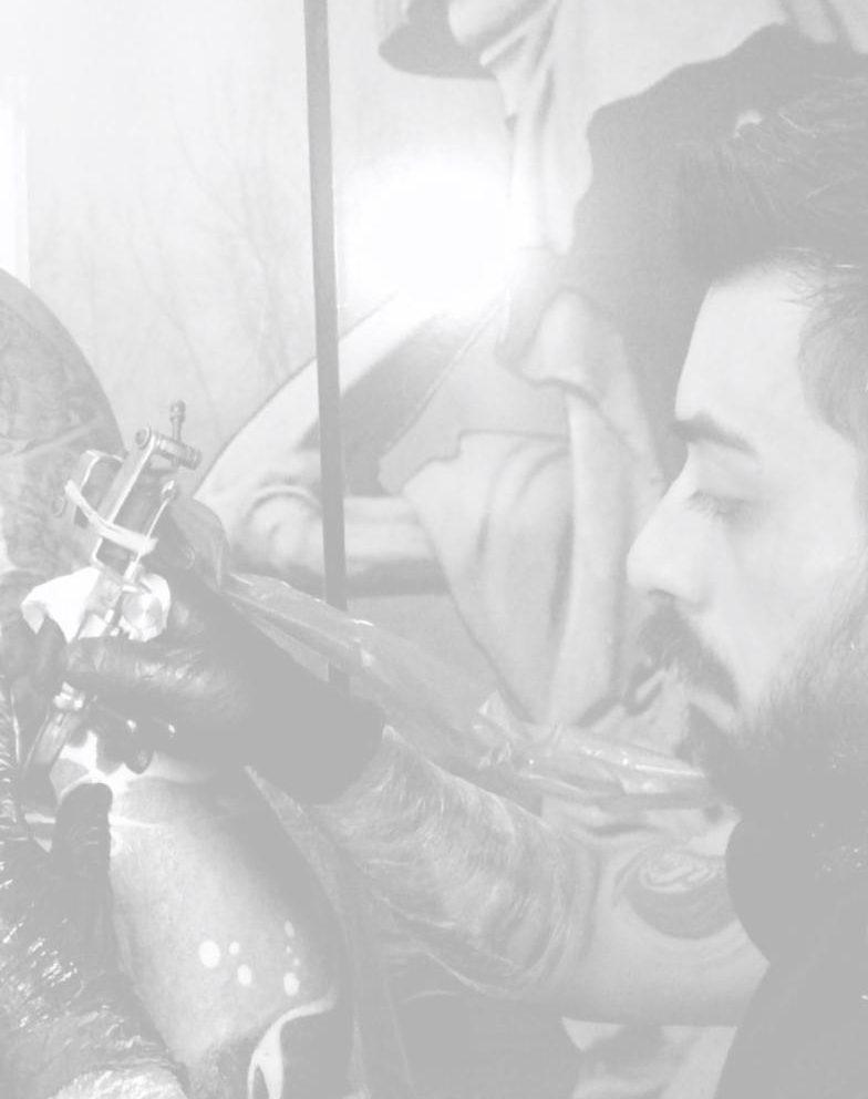 Tatuador Sonic Alencar